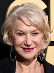 Helen Mirren kept it classic with this bob when she attended the premiere of 'The Great Wall.'