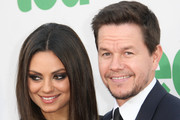 Mila Kunis and Mark Wahlberg Photo