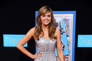 Actress Aimee Teegarden arrives at the premiere of Walt Disney Pictures'