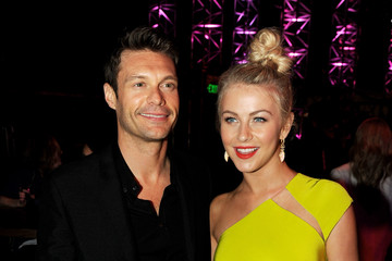 "Ryan Seacrest Julianne Hough Premiere Of Warner Bros. Pictures' ""Rock Of Ages"" - After Party"