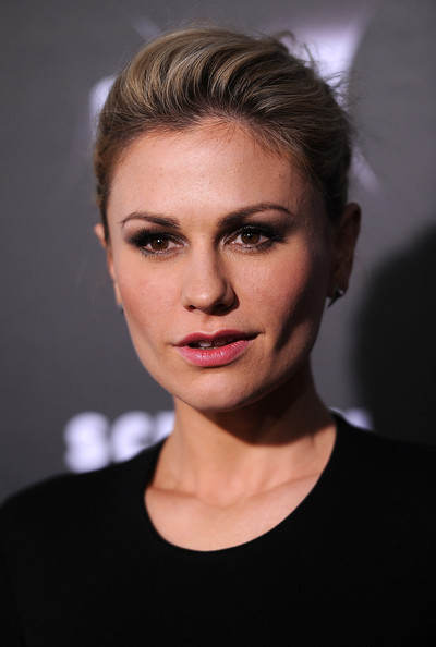 More Pics of Anna Paquin Sterling Studs (1 of 9) - Anna Paquin Lookbook - StyleBistro