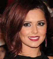 Cheryl Cole worked some dark thick lashes for the Pride of Britain awards.