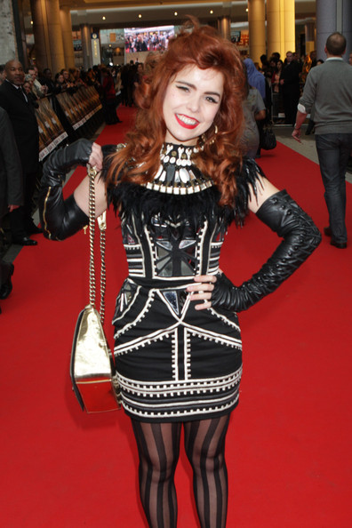 More Pics of Paloma Faith Long Curls (1 of 4) - Paloma Faith Lookbook - StyleBistro