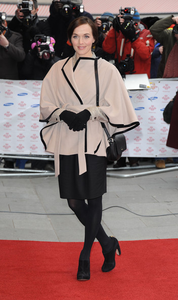 More Pics of Victoria Pendleton Cape (1 of 4) - Victoria Pendleton Lookbook - StyleBistro