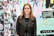 Princess Beatrice Leather Jacket