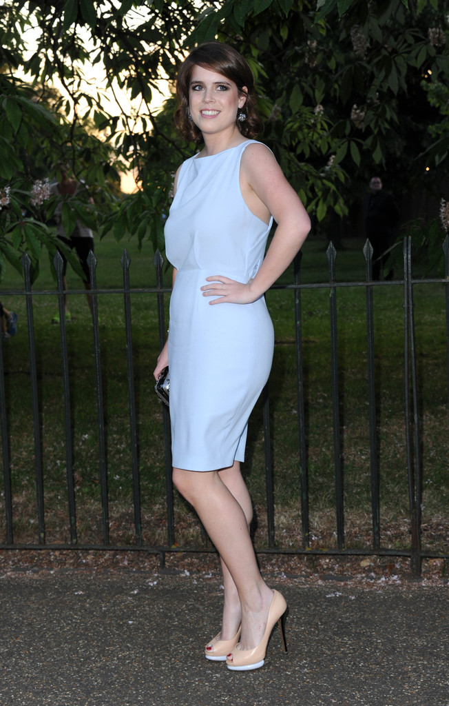 Princess Eugenie Peep Toe Pumps Princess Eugenie Heels