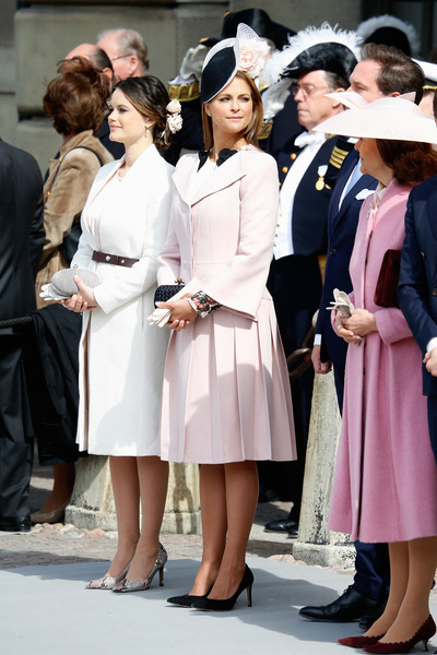 Princess Madeleine Cocktail Dress [clothing,fashion,lady,event,dress,street fashion,uniform,headgear,haute couture,white-collar worker,carl gustaf of sweden celebrates,carl gustaf,madeleine,princess,sweden,sofia,swedish armed forces,swedish armed forces celebration,birthday,celebrations]