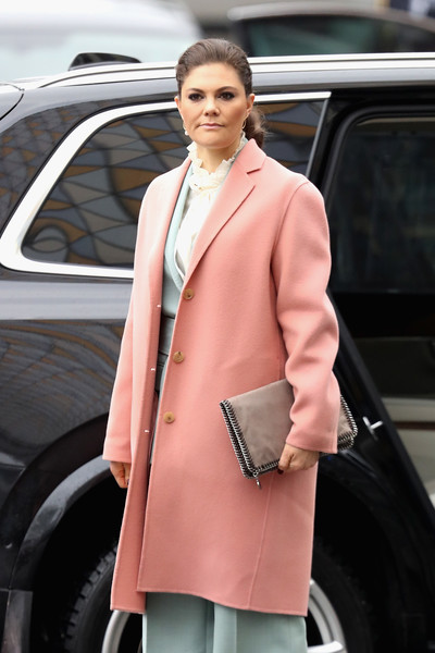 Princess Victoria Wool Coat