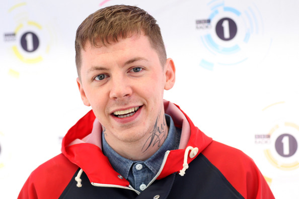 Professor Green Caesar Cut