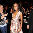 Kerry Washington at Project Runway