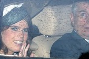 Princess Beatrice and Prince Andrew Photo