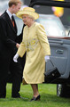 Queen Elizabeth Il Evening Coat