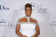 Queen Latifah Cutout Dress