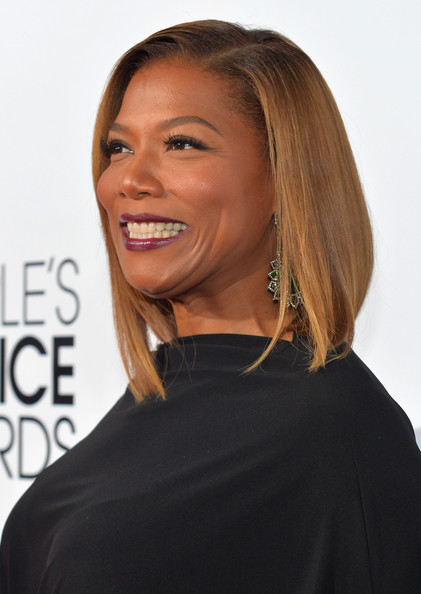 More Pics of Queen Latifah Mid-Length Bob (5 of 21) - Queen Latifah ...