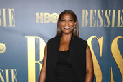 Queen Latifah Wool Coat