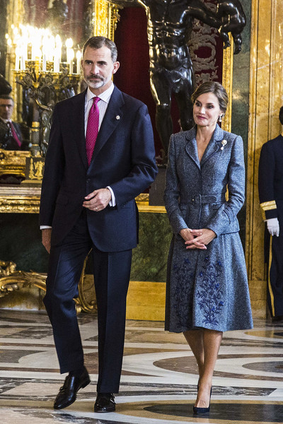 Queen Letizia of Spain Pumps