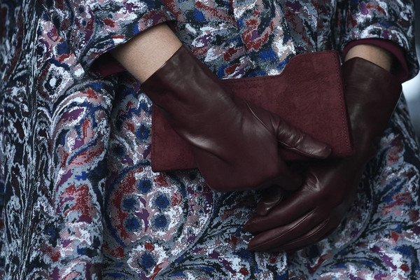 Queen Mathilde of Belgium Leather Gloves [red,brown,maroon,leg,hand,fashion,pattern,footwear,design,joint,handbag,mathilde of belgium,queen,royal,part,poland,tomb of the unknown soldier,warsaw,visit]