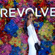 Chanel Iman at REVOLVE Desert House