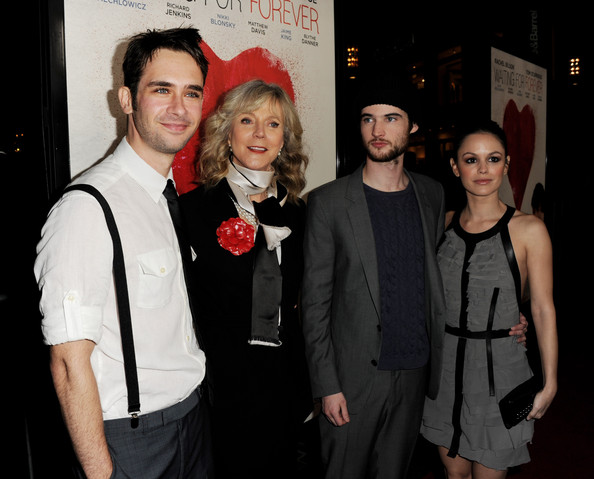 "Premiere Of ""Waiting For Forever"" - Red Carpet"