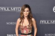 Rachel Bilson Corset Dress