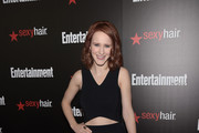 Rachel Brosnahan Box Clutch