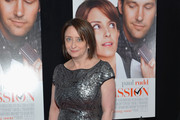 Rachel Dratch Beaded Dress