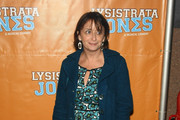 Rachel Dratch Wool Coat