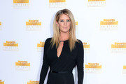 Rachel Hunter Evening Dress
