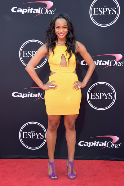 Rachel Lindsay Cutout Dress