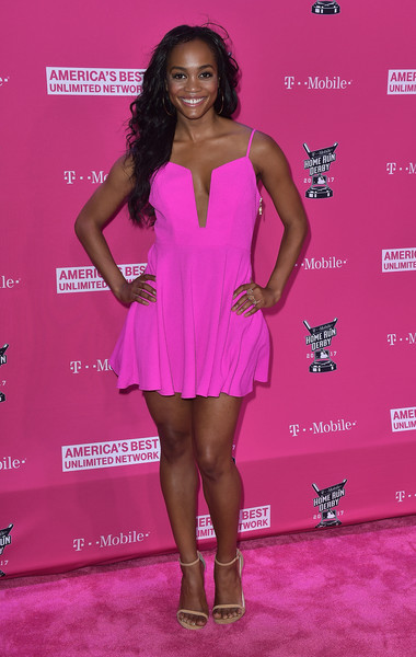 Rachel Lindsay Mini Dress