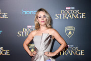 Rachel McAdams Strapless Dress