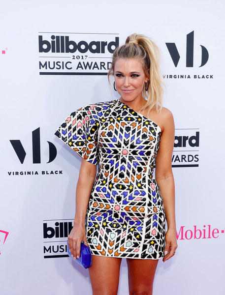 Rachel Platten One Shoulder Dress