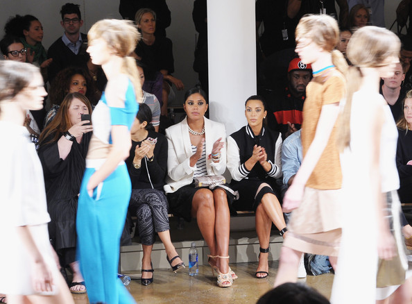 Louise Goldin - Front Row - Spring 2013 Mercedes-Benz Fashion Week
