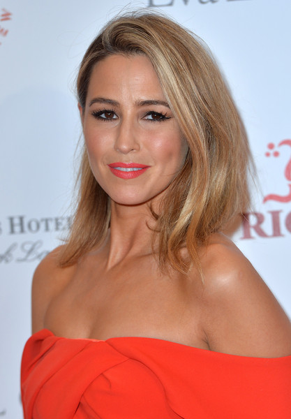 Rachel Stevens Mid Length Bob Shoulder Length Hairstyles