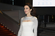 Rachel Weisz Cutout Dress