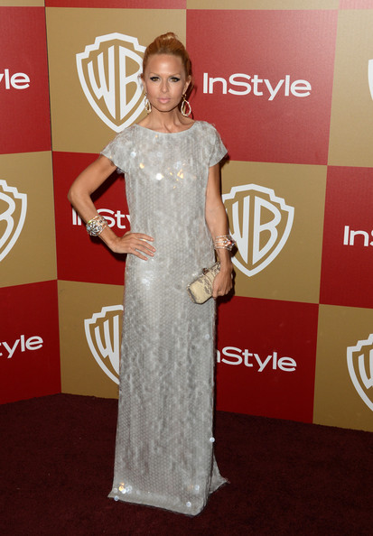 14th Annual Warner Bros. And InStyle Golden Globe Awards After Party - Arrivals