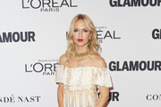 Rachel Zoe Off-the-Shoulder Dress