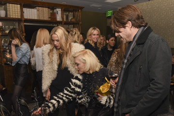 Rachel Zoe Rodger Berman Established Jewelry By Nikki Erwin Launch Party Hosted By Erin & Sara Foster