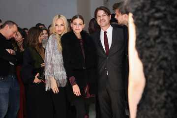 Rachel Zoe Rodger Berman Rachel Zoe - Presentation - Fall 2016 New York Fashion Week: The Shows