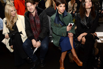 Rachel Zoe Rodger Berman Altuzarra - Front Row - Mercedes-Benz Fashion Week Fall 2015