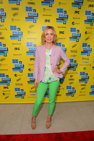 Radha Mitchell Clothes