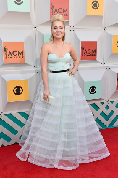 RaeLynn Strapless Dress