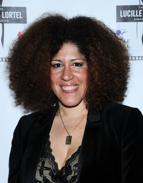Rain Pryor Hair