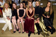 The Best Front Row Fashions at New York Fashion Week Spring 2017