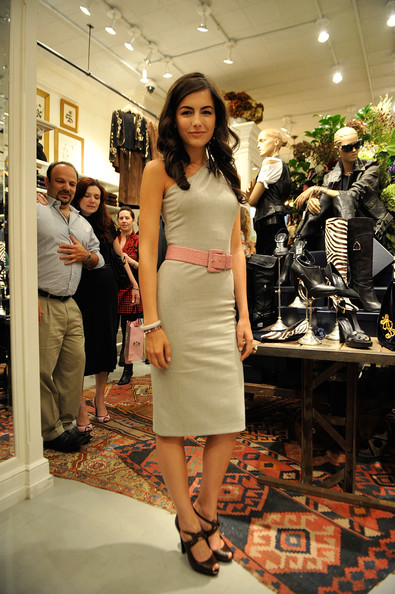 More Pics of Camilla Belle Leather Belt (1 of 7) - Camilla Belle Lookbook - StyleBistro