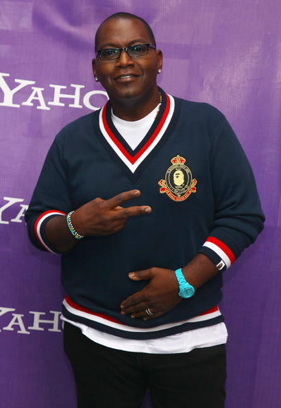 Randy Jackson V-neck Sweater