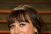 Rashida Jones Loose Braid