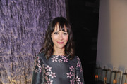 Rashida Jones Short Cut With Bangs