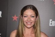 Rebecca Gayheart Long Straight Cut