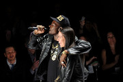 Theophilus London and Rebecca Minkoff Photo